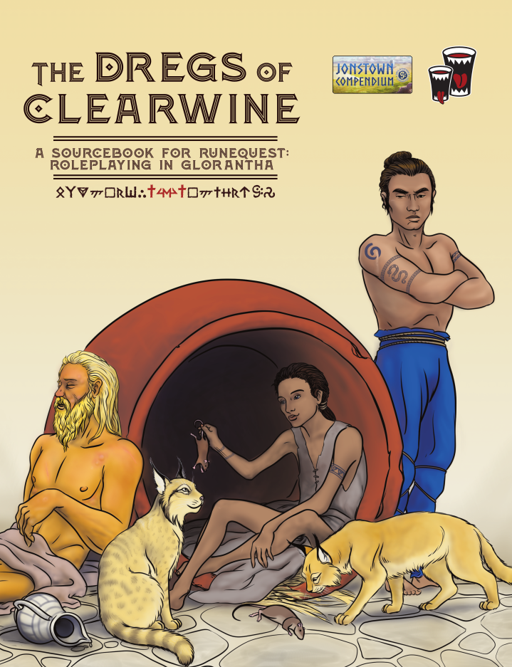 Cover of The Dregs of Clearwine