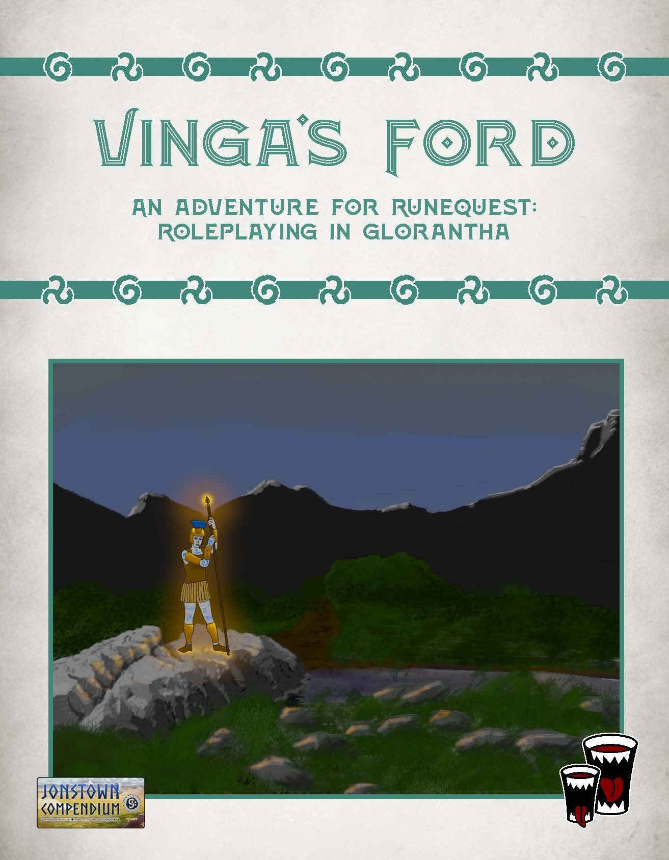 Cover of Vinga's Ford