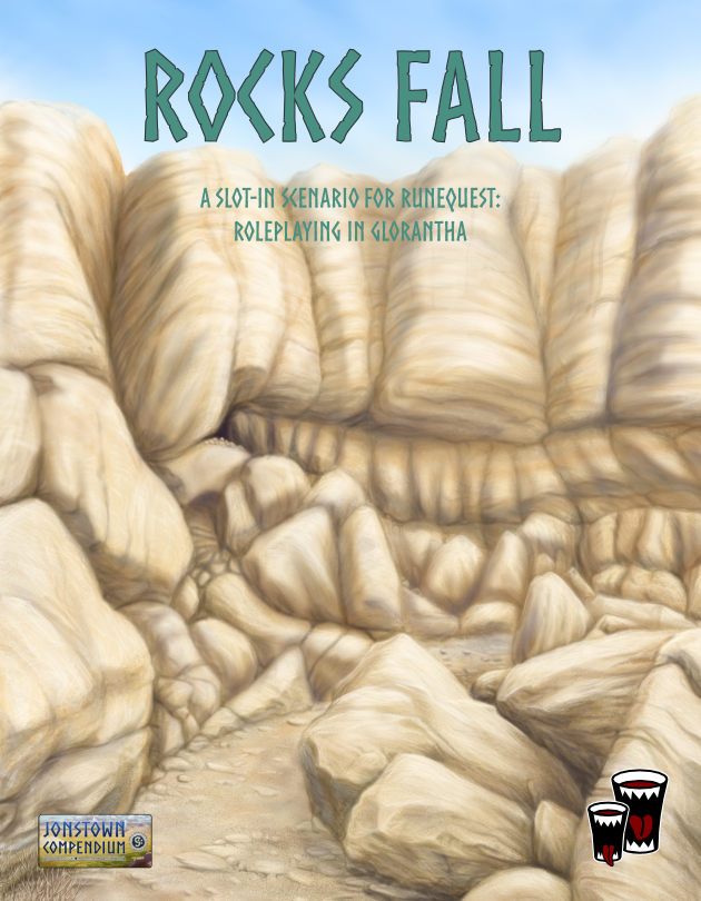 Cover of Rocks Fall